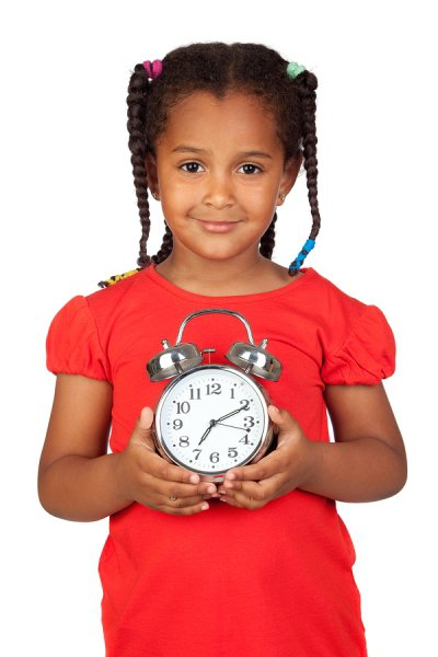 Help Him or Her Master Time-Telling Skills in Tanglewood Academy